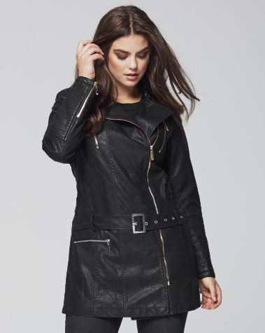 simply-be-leather-trench